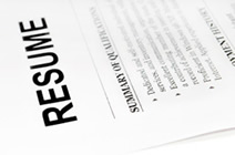 Resume translator CV
